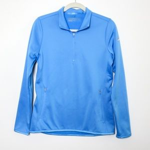 Nike Golf | Therma Fit Sky Blue Pullover
